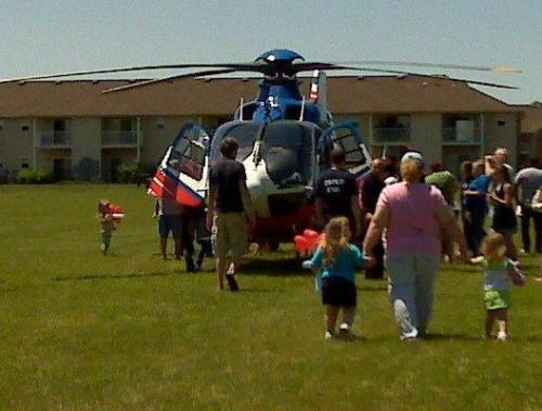 Open-House with MedFlight