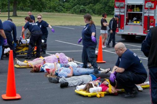 Mass Casualty Training