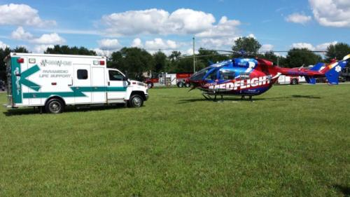 Working with MedFlight